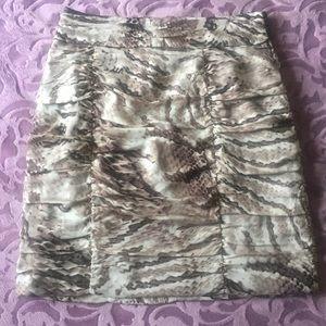Python Print Mini Skirt